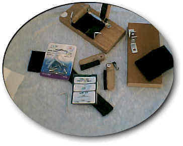 elk and turkey call kit supplies materials